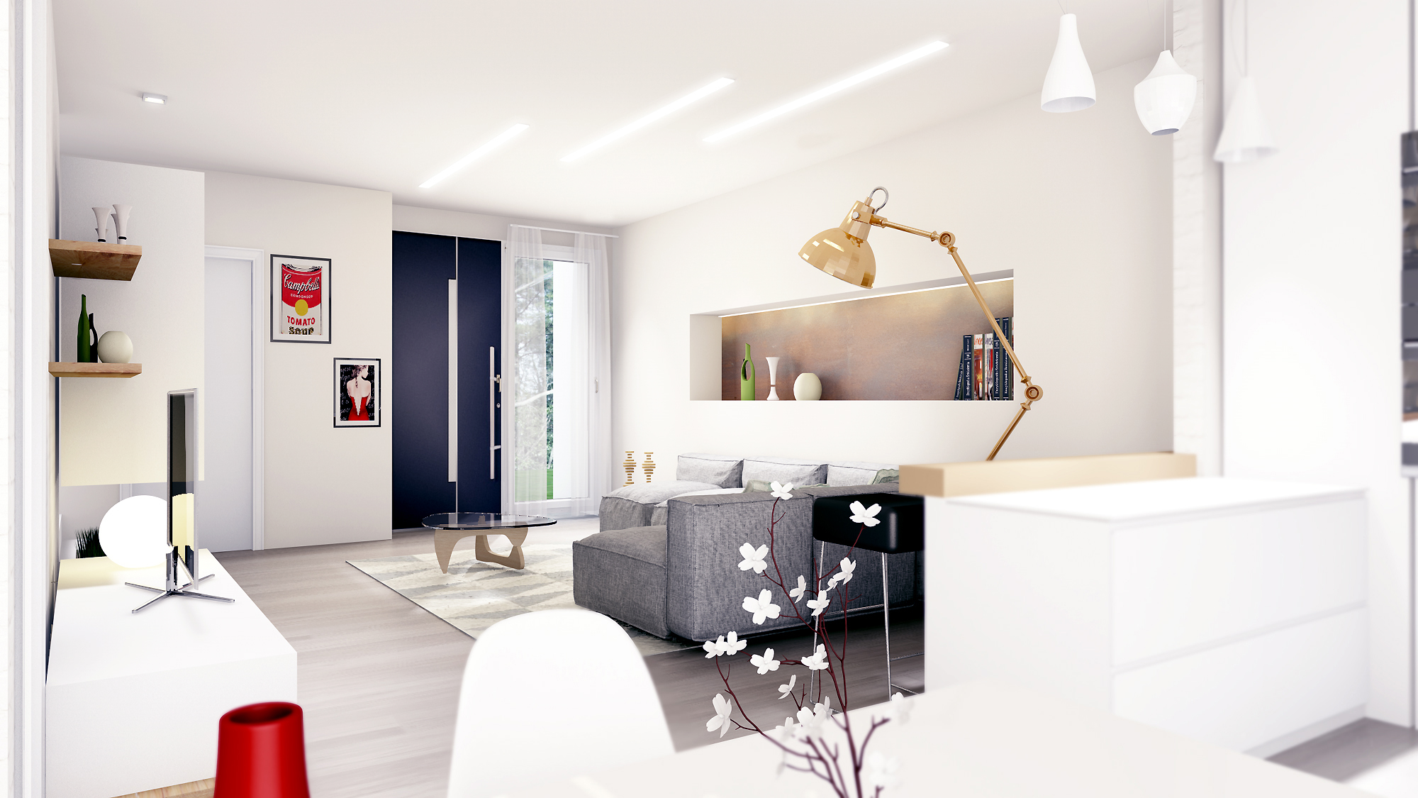 italconst quadrifamiliare interno 020